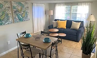 Dining Room, 13825 S Indian River Dr, 1