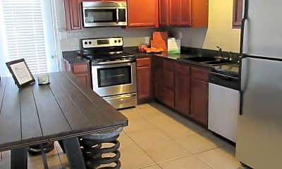 Kitchen, Arcadia 30, 1