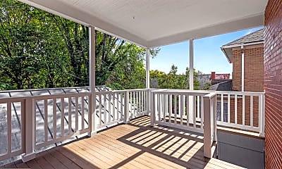 Patio / Deck, 702 S Braddock St 3, 2