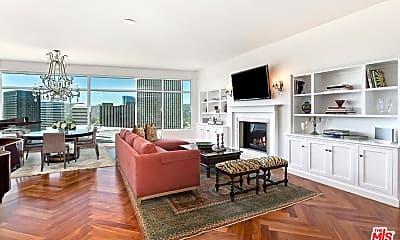 Living Room, 1 W Century Dr 23C, 1