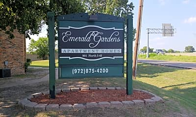 Emerald Gardens Apartments Homes, 1