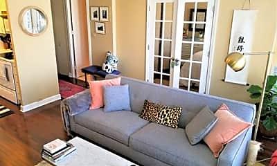 Living Room, 100 E Walton St, 0