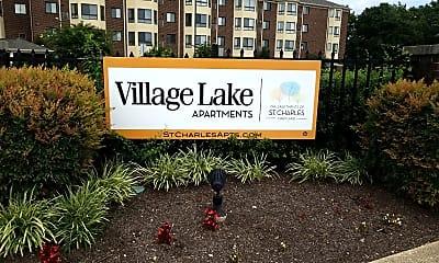 Village Lake, 1