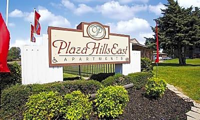 Community Signage, Plaza Hills East, 0