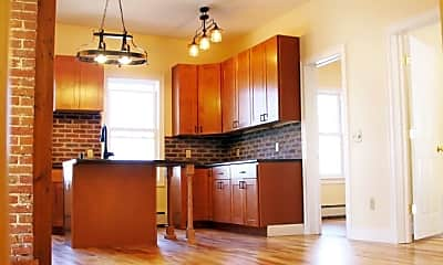 Kitchen, 26 Cedar St, 1