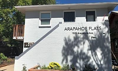1525 Arapahoe Ave, 1