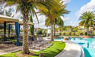 Pool, The Point at Royal Palm Beach, 0
