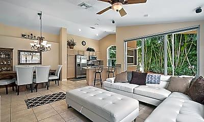 Living Room, 13255 Royale Sabal Ct, 0