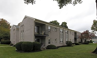Building, Cloister Gardens, 1