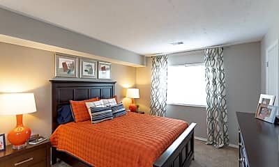 Bedroom, Chinoe Creek Apartments, 1