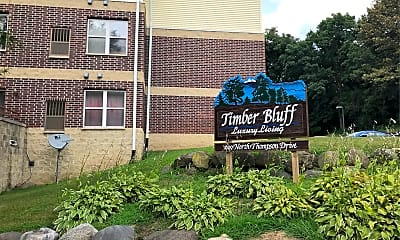 Timber Bluff Apartments, 1