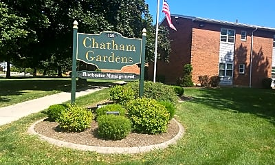 Chatham Gardens, 1