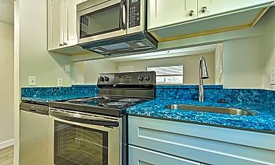 Kitchen, 208 N Halifax Ave Apt 9, 2
