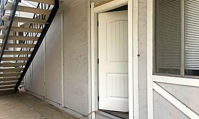Patio / Deck, 1451-1451 1/2 A & B Hornblend St, 0