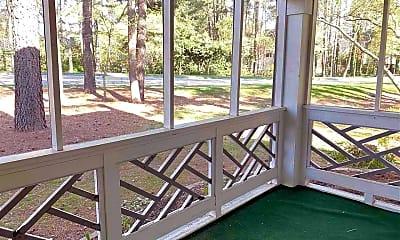 Patio / Deck, 1002 Kingswood Dr D, 2