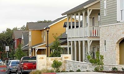 Building, Capstone Cottages of Lubbock, 1