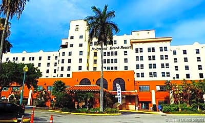 Building, 101 N Ocean Dr 737, 2