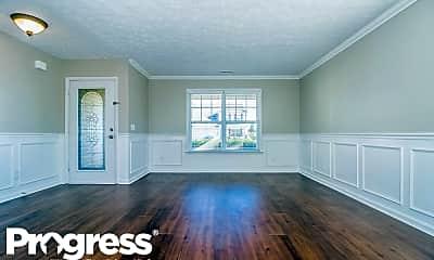 Living Room, 801 Brooksdale Dr, 1