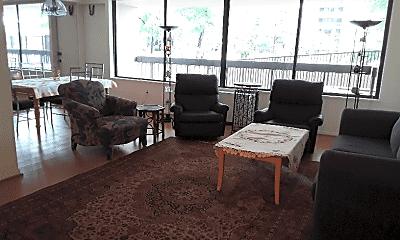 Living Room, 3705 S George Mason Dr, 1