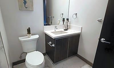 Bathroom, 550 N. Hobart Blvd - 208, 2
