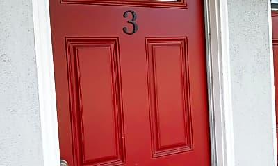 Bedroom, 721 Rollins Rd, 2