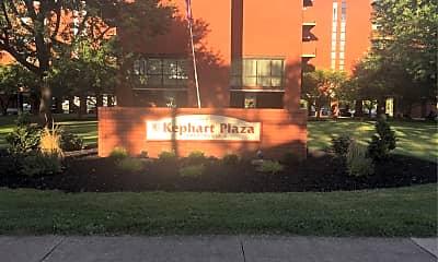 Kephart plaza, 1