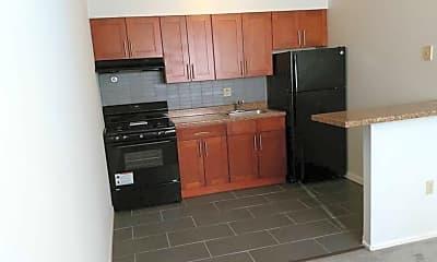 Kitchen, Holme Circle Apartments, 0
