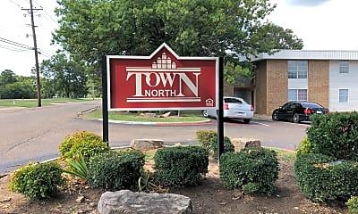 Town North Apts, 1