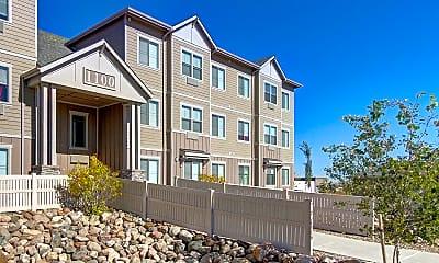 Building, Prairie Vista Apartments, 0