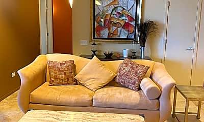 Living Room, 7157 E Rancho Vista Dr 3003, 1