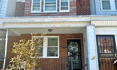 Building, 264 Linton St, 1