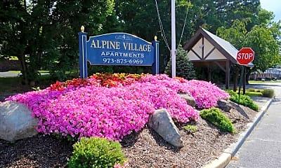Landscaping, Alpine Village, 0