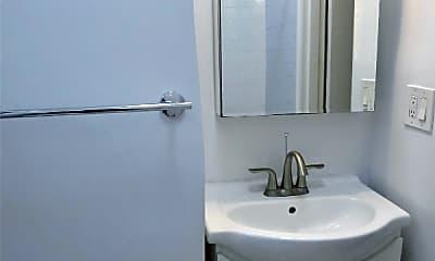 Bathroom, 536 E 78th St, 2