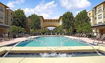 Pool, Chez Elan, 0