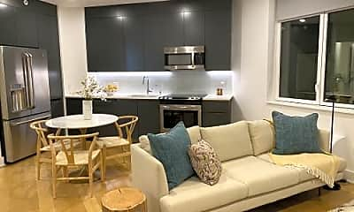 Living Room, 7400 River Rd, 2
