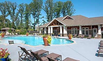 Pool, Retreat at West Creek, 0