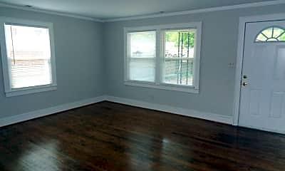 Living Room, 3628 Michigan Ave, 1