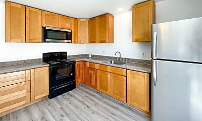 Kitchen, 8611 Acapulco Way, 1