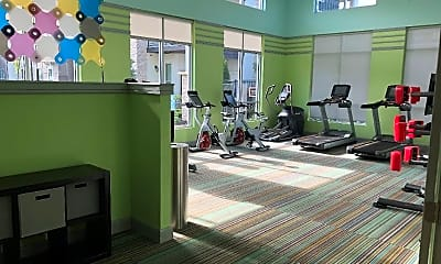 Fitness Weight Room, 4104 River Terrace Pl, 2
