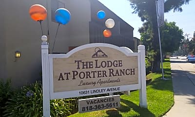 Lodge at Porter Ranch, The, 1