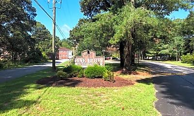 Pine Bluff Village Apartments, 1