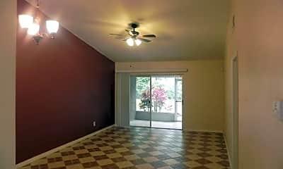 Living Room, 845 Pebble Creek Cir, 1