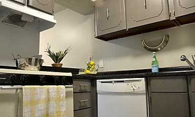 Kitchen, Crossing at Northpointe, 1