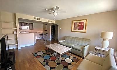 Living Room, 5174 S Jones Blvd 202, 1