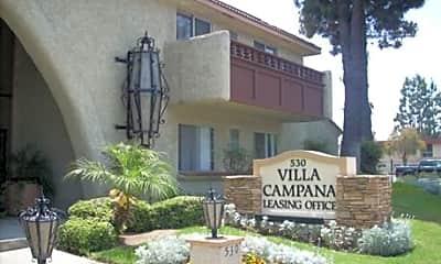 Villa Campana, 1