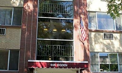 Building, 945 N Ogden St, 1