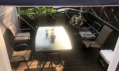 Patio / Deck, 42-08 208th St, 2