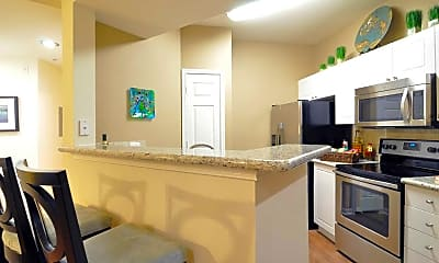 Kitchen, Chandler Park Apartment Homes, 1