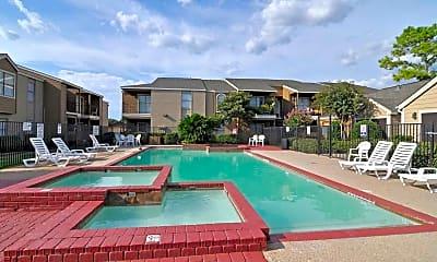 Pool, Tierra del Sol Apartments, 0