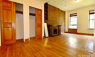 Living Room, 118 W 73rd St 3A, 0
